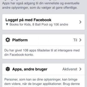 Sådan slipper du for spil-anmodninger på Facebook