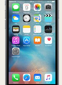 Rabatkode – iPhone 6S – Spar 275 kr.