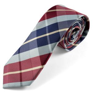 blatt-og-rodt-rutete-slips