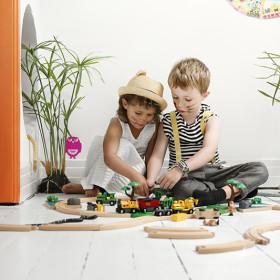 Brio: Årets største hit inden for legetøj