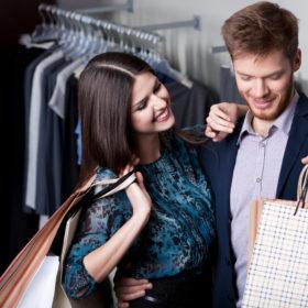Shop casual tøj via mobilen og opnå mange fordele