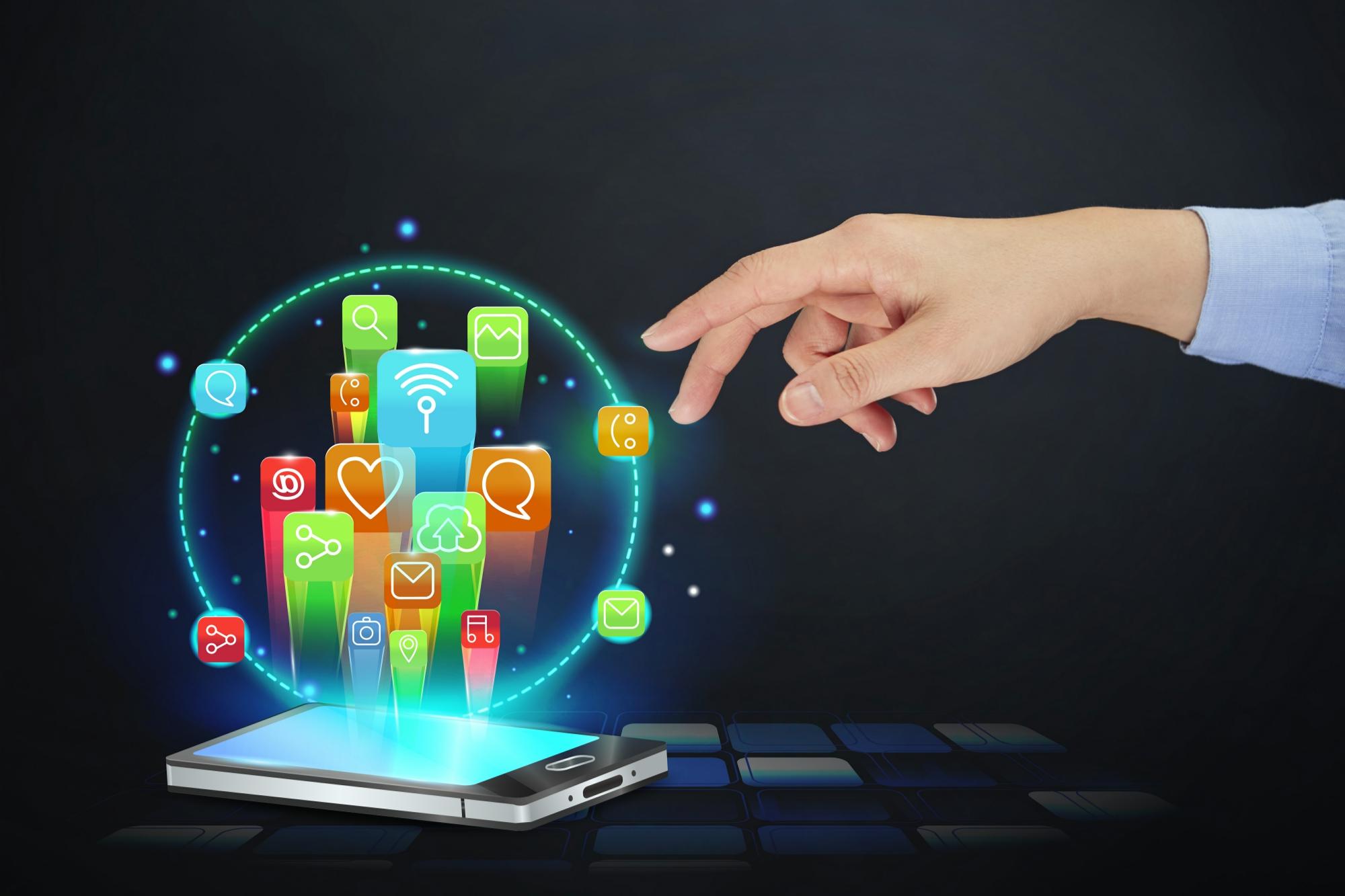 Smartphone og teknologi