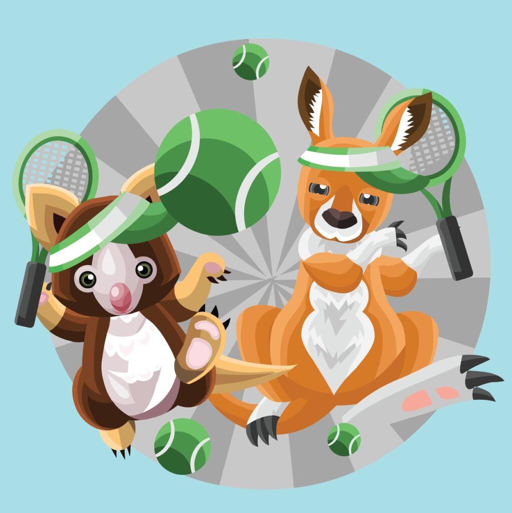 Spil med dyr